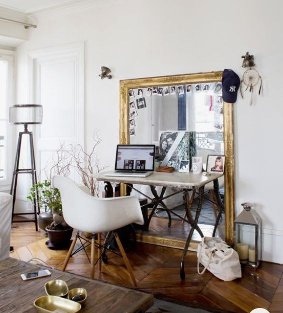 Miroir studio