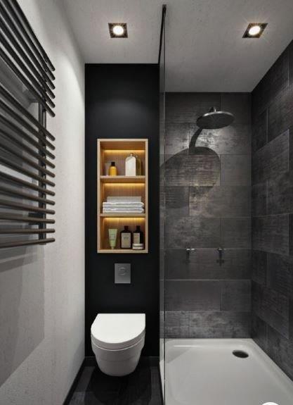 Petite salle de bain