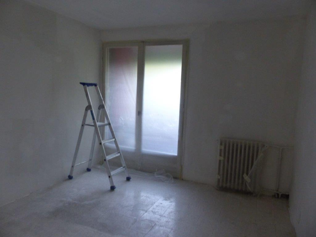 Rénovation chantier propre
