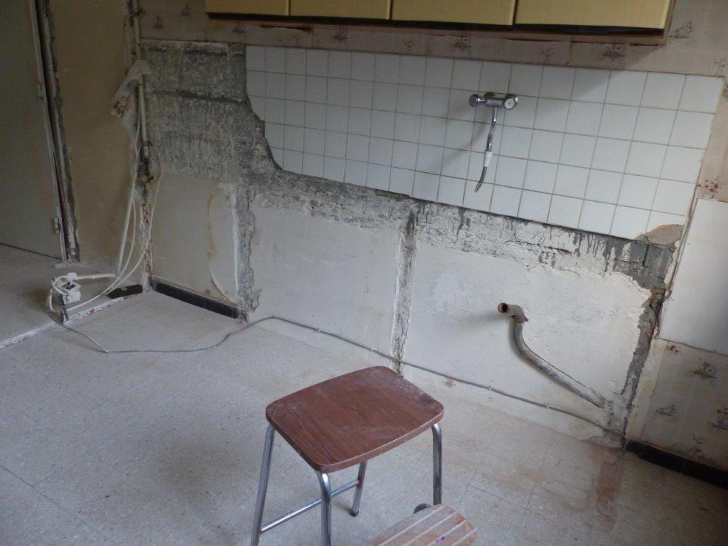 Rénovation démolition appartement