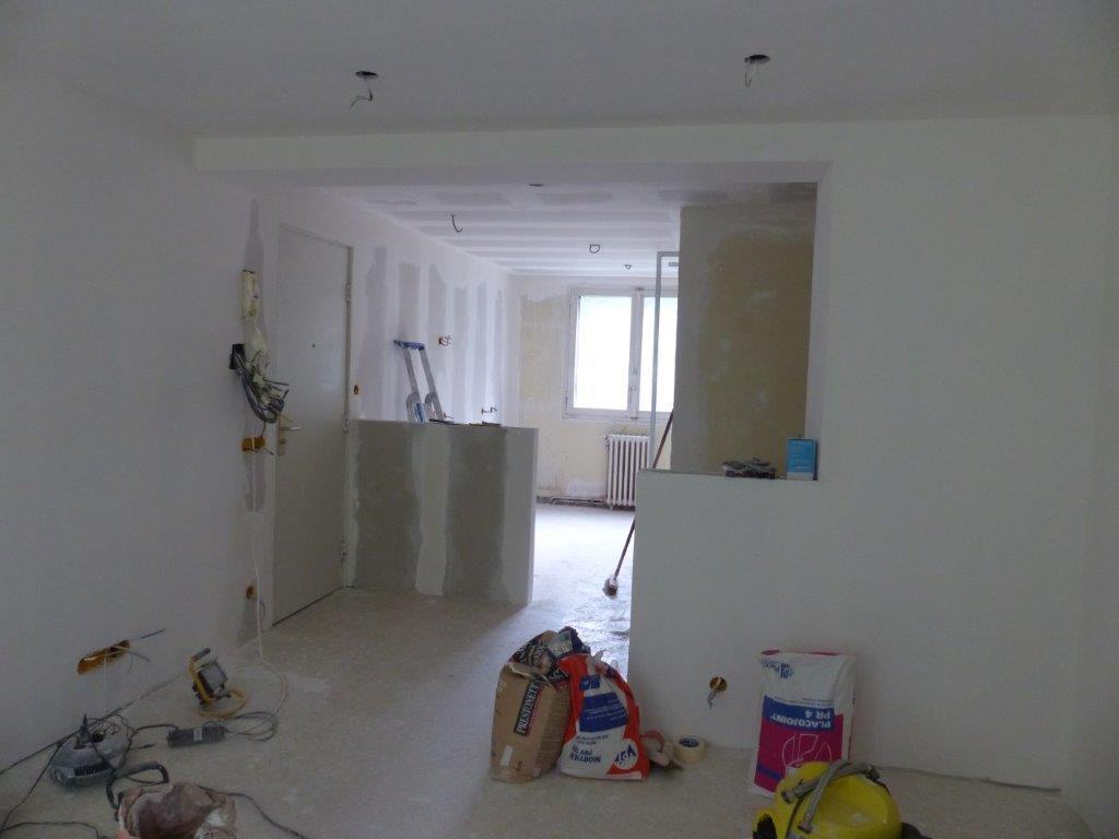Rénovation maison séparations